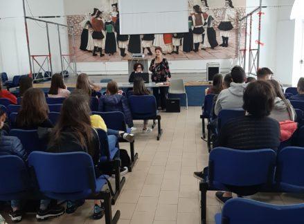 Sabato 1 Giugno incontro con 80 studenti delle scuole medie di Ittiri